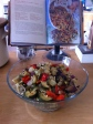 Grilled vegetable cous cous