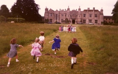 Treasure Hunt at Hengrave Hall