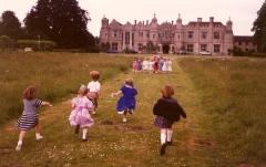 Treasure Hunt at Hengrave Hall