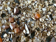 My dry muesli mix