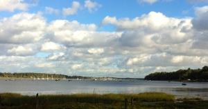 Orwell estuary
