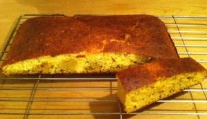 Cumin Seed Corn Bread