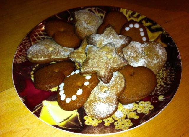 Lebkuchen cookies