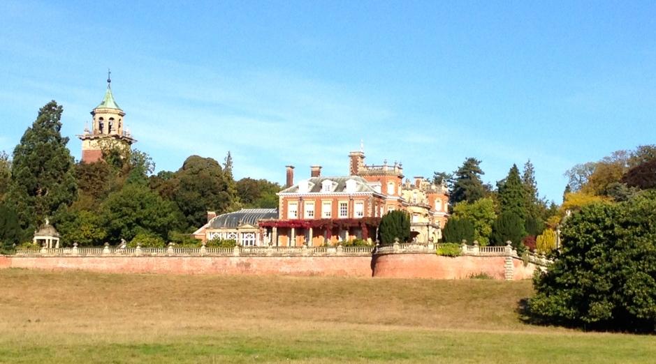 Sennowe Park, Norfolk