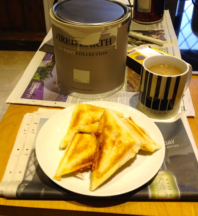 Building site toasties