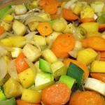 Hotpot veg