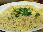 Basmati rice with moong dal