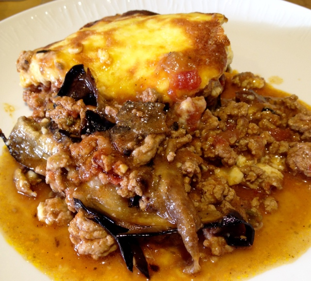 Memorable Moussaka