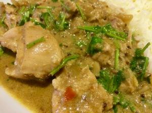 Far Eastern Curry