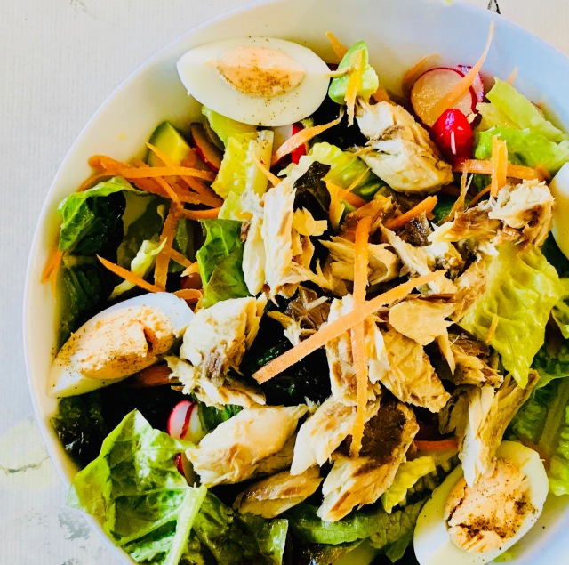 well-woman salad