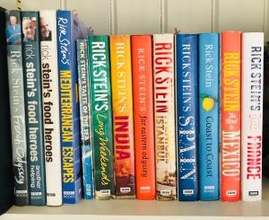 Rick Stein books