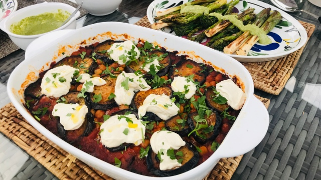 levantine moussaka