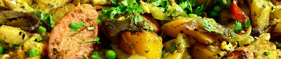 bengali root veg